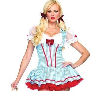 Diva Dorothy halloween costume